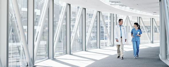 Chancen- und Risikoanalyse Umsatzerlöse für Krankenhäuser