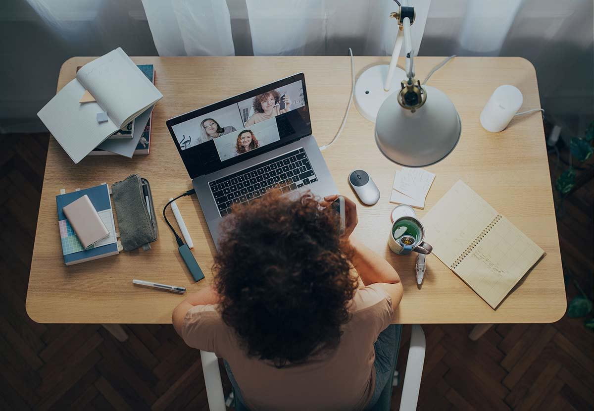 virtuelle zusammenarbeit managen